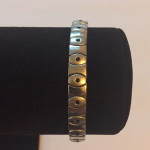 Fashion Jewelry Stainless Steel Stretchy Bracelet